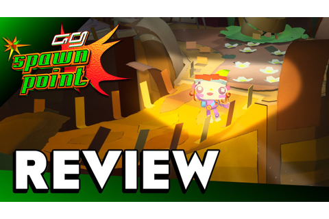 Tearaway Unfolded | Game Review - YouTube