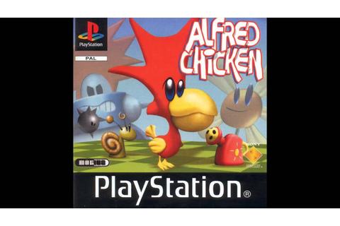 Alfred Chicken (PS1) Music - Main Theme - YouTube