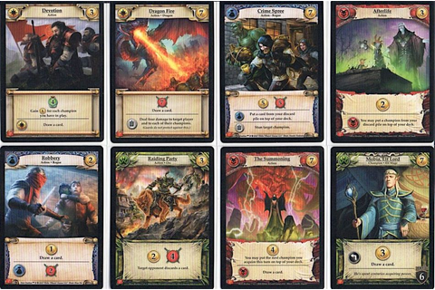 Hero Realms: Year One Promo Cards | Image | BoardGameGeek