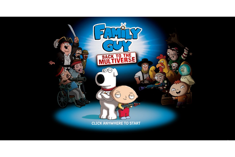 Family Guy: Back to the Multiverse on Qwant Games