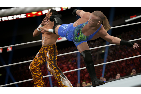 Download WWE 2k15 PC Game Free Full Version