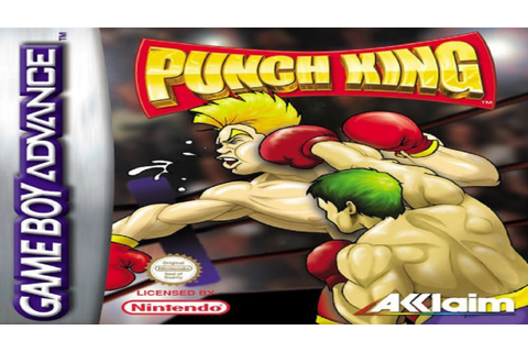 Punch King - Arcade Boxing (GBA) - YouTube