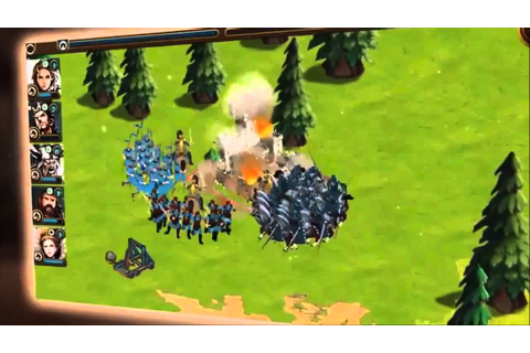 Age Of Empires: World Domination Trailer For iOS & Android ...
