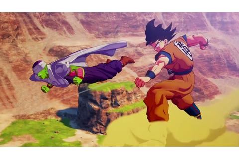 DRAGON BALL Z: KAKAROT - Gameplay Showcase #1 | BANDAI ...