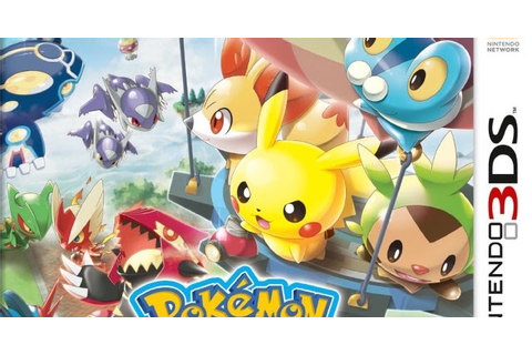 Pokémon Rumble World (Region Free) 3DS CIA Download ...