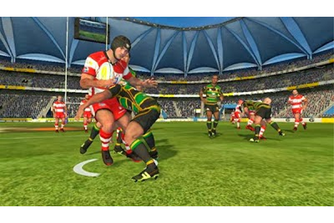 Jonah Lomu Rugby Challenge 2 Download Full Game - Free ...