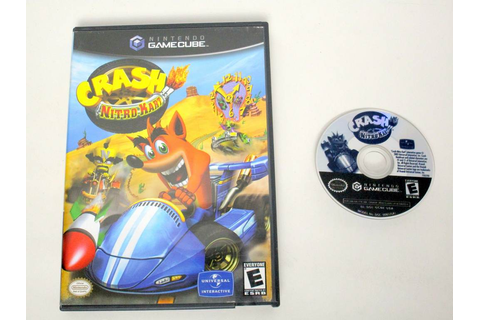 Crash Nitro Kart game for Nintendo GameCube | The Game Guy