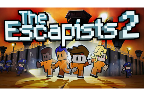 The Escapists 2 - LOCKED UP & BEAT UP - Prison Escape ...