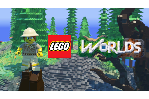 Hands On Lego Worlds - Gamescom 2016