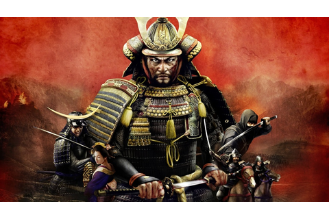 Обои total war shogun 2, samurai, warrior, video games ...
