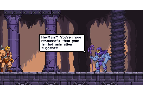He-Man: The Most Powerful Game in the Universe, la ...