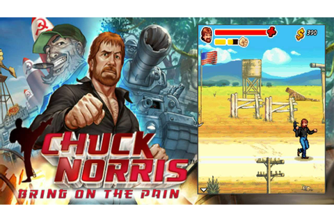 [002] Chuck Norris: Bring on the pain - Java - Gameplay ...