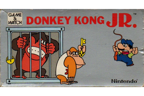 Donkey Kong Jr. (Game & Watch) - The Nintendo Wiki - Wii ...