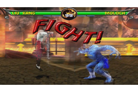 Mortal Kombat armageddon mugen: Game Play - YouTube