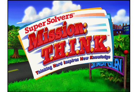 Download Super Solvers Mission: T.H.I.N.K. (Mac) - My ...