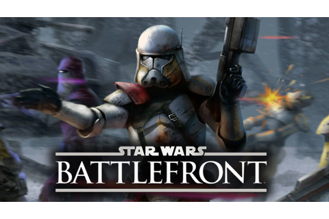Will Star Wars: Battlefront Be the Best Star Wars Game Ever?