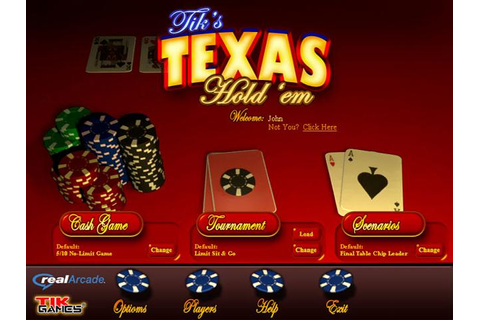 Texas Hold 'Em | GameHouse