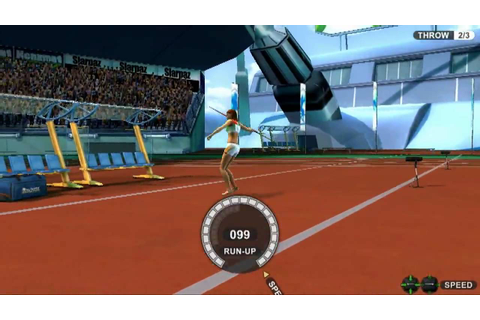 Summer Athletics 2009 HD gameplay - YouTube