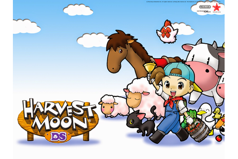 Download Game Harvest Moon - Back to Nature Buat Hp ...