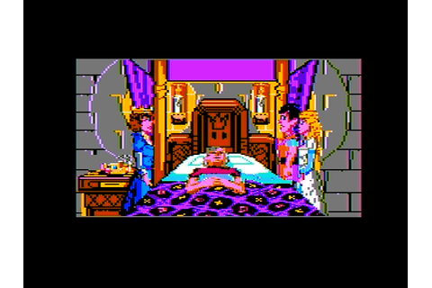 King's Quest IV: The Perils of Rosella on Qwant Games