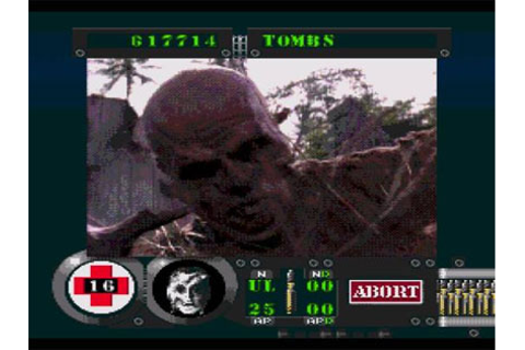 Corpse Killer Review for Sega CD (1994) - Defunct Games