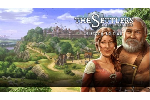 Ubisoft – Site officiel - The Settlers History Collection