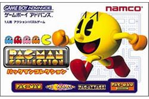 Pac-Man Collection — StrategyWiki, the video game ...