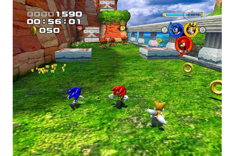 Application Stock: SONIC HEROES PC GAME FREE DOWNLOAD FULL ...
