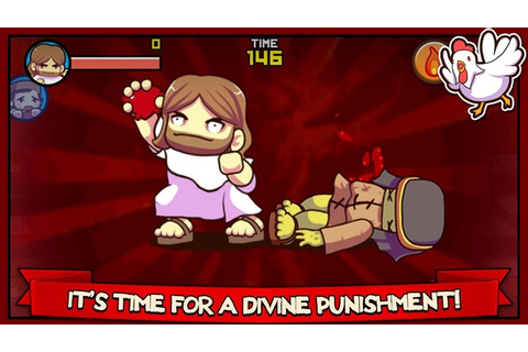 Fist of Jesus Game: Zombie-Slaying Gore Brawler for Sale ...