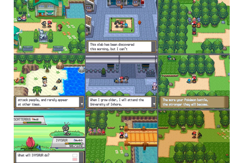 Pokemon Light platinum NDS ROM Download