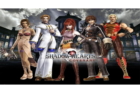 Shadow Hearts' creator is working on a project | PS4Pro En