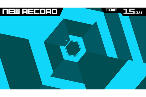 Challenging iOS Game Super Hexagon Is Apple's Free App Of ...