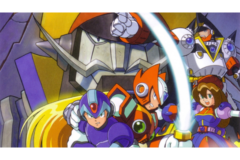 Mega Man X4 Review | Middle Of Nowhere Gaming