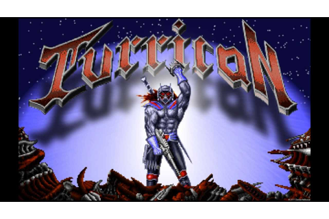 Turrican II Theme - The Final Fight (heavy metal version ...