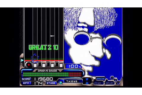 Beatmania IIDX 3rd Style - GENTLE STRESS - YouTube