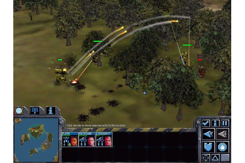 Mech Commander 2 - PC Review and Full Download | Old PC Gaming