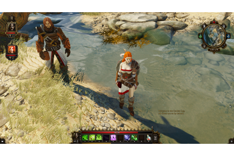 Dragonchasers » Divinity: Original Sin session one