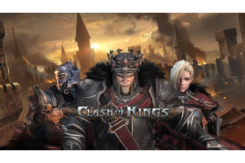 Free Download Clash of Kings Game for PC, Desktop and ...