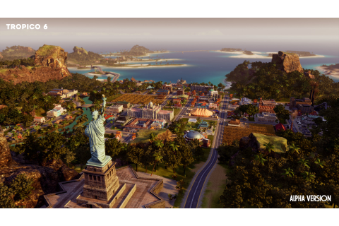 Tropico 6 Gets New Gameplay Trailer; Game To Be Showcased ...