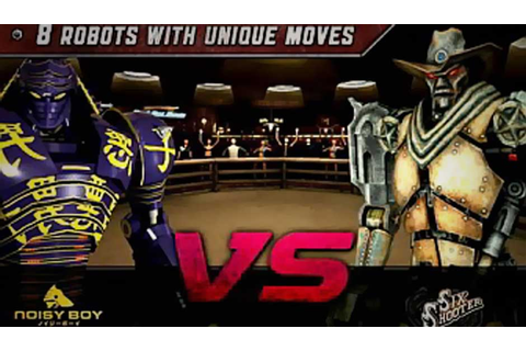 Jump Games releases Real Steel fighting game for Android ...