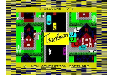 Game review: Trashman – Steve Trower