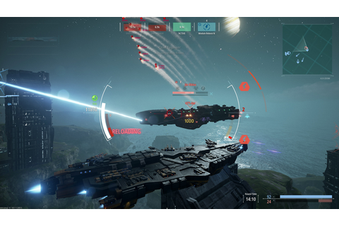 Dreadnought on Steam
