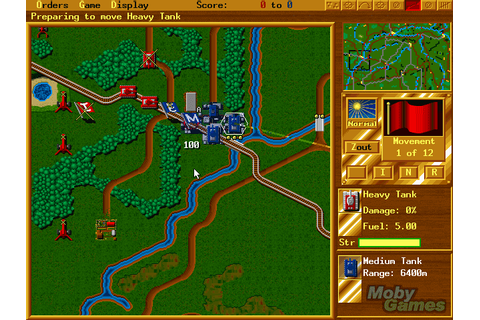Download Perfect General II - My Abandonware