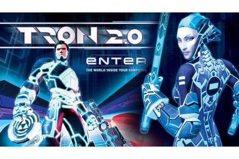 Tron 2.0 PC Game Review - YouTube
