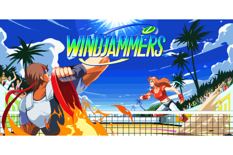 Windjammers | Nintendo Switch download software | Games ...