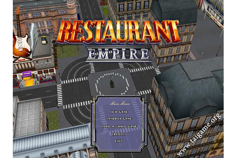 Restaurant Empire - Download Free Full Games | Strategy games