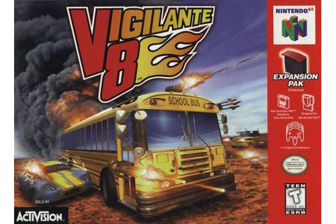 Vigilante 8 | Nintendo | FANDOM powered by Wikia