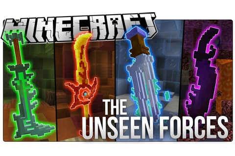 Minecraft | It's Like A Whole New Game! | THE UNSEEN ...
