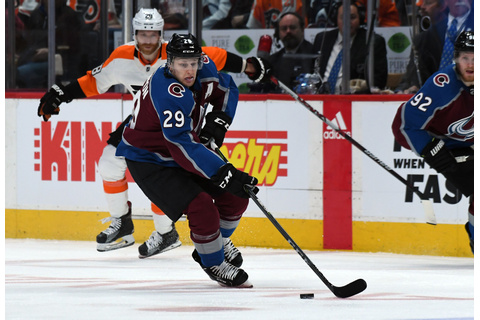 Colorado Avalanche Game 2: Hello Eastern Conference, aka ...