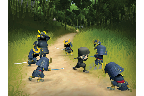 Mini Ninjas | hiddengemgames